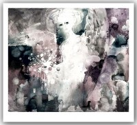 Angel - art print on paprer 50/58 cm - Ekaterina Eneva