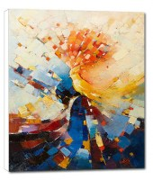 Ekaterina Eneva - Colorful - art print 30/24